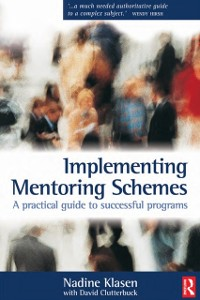 Cover Implementing Mentoring Schemes