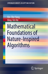 Cover Mathematical Foundations of Nature-Inspired Algorithms