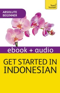 Cover Get Started in Indonesian Absolute Beginner Course
