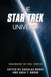 Cover The Star Trek Universe