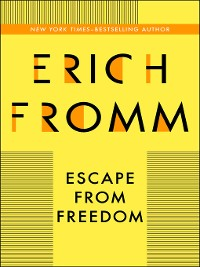 Cover Escape from Freedom