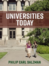 Cover Universities Today