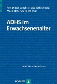 Cover ADHS im Erwachsenenalter