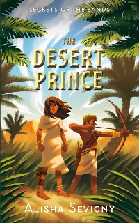 Cover The Desert Prince