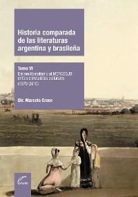 Cover Historia comparada de las literaturas argentina y brasileña - Tomo VI