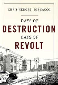 Cover Days of Destruction, Days of Revolt