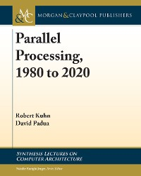 Cover Parallel Processing, 1980 to 2020