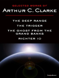Cover Selected Works of Arthur C. Clarke
