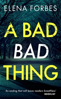 Cover A Bad Bad Thing