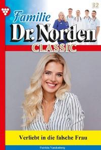 Cover Familie Dr. Norden Classic 32 – Arztroman