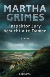 Cover Inspektor Jury besucht alte Damen