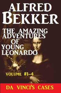 Cover The Amazing Adventures of Young Leonardo