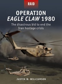 Cover Operation Eagle Claw 1980