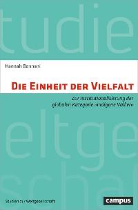 Cover Die Einheit der Vielfalt
