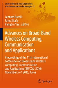 Cover Advances on Broad-Band Wireless Computing, Communication and Applications