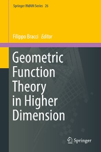 Cover Geometric Function Theory in Higher Dimension
