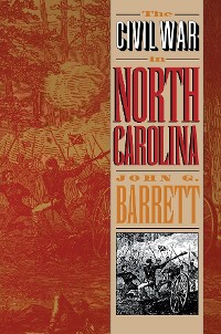 Cover The Civil War in North Carolina