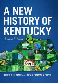 Cover A New History of Kentucky
