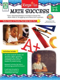 Cover Keys to Math Success, Grades 2 - 3