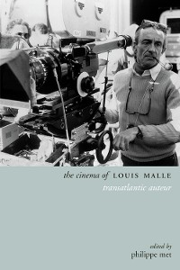 Cover The Cinema of Louis Malle
