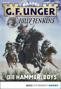 Cover G. F. Unger Billy Jenkins 45 - Western