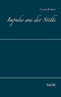 Cover Impulse aus der Stille