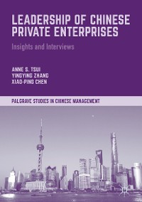 Cover Leadership of Chinese Private Enterprises