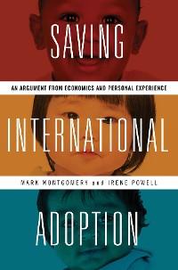 Cover Saving International Adoption