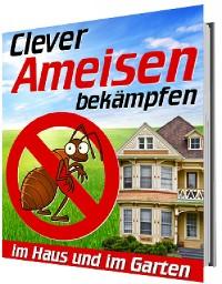 Cover Clever Ameisen bekämpfen