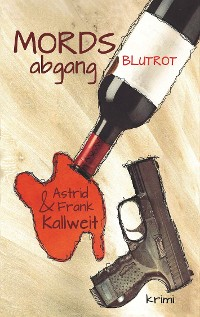 Cover MordsAbgang Blutrot