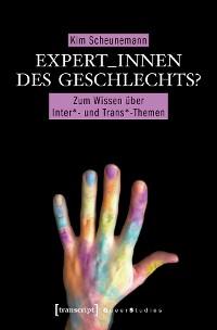 Cover Expert_innen des Geschlechts?