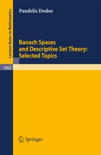Cover Banach Spaces and Descriptive Set Theory: Selected Topics