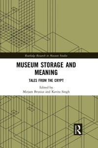 Cover Museum Storage and Meaning