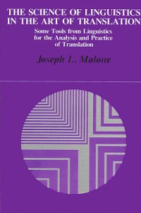 Cover Science of Linguistics in the Art of Translation, The