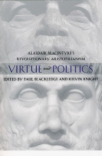 Cover Virtue and Politics