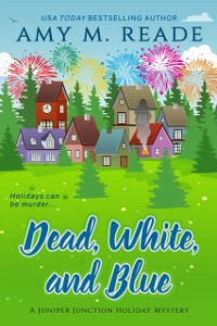 Cover Dead, White, and Blue