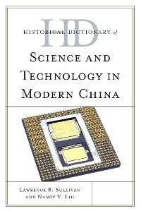 Cover Historical Dictionary of Science and Technology in Modern China