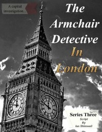 Cover Armchair Detective In London