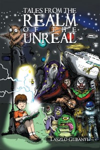 Cover Tales from the Realm of the Unreal