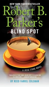 Cover Robert B. Parker's Blind Spot