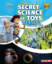 Cover Secret Science of Toys
