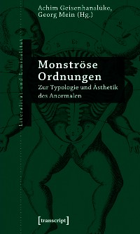 Cover Monströse Ordnungen