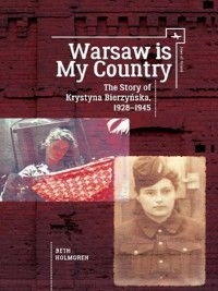 Cover Warsaw is My Country