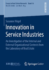 Cover Innovation in Service Industries