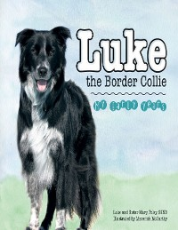 Cover Luke the Border Collie: My Early Years