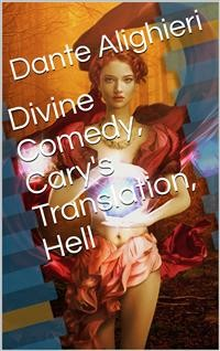 Cover Divine Comedy, Cary's Translation, Hell