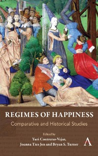 Cover Regimes of Happiness