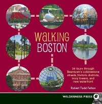 Cover Walking Boston
