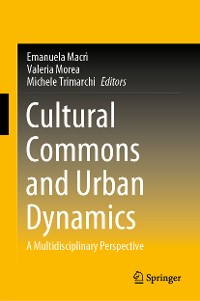 Cover Cultural Commons and Urban Dynamics