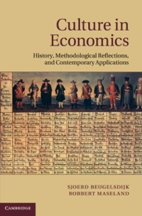 Cover Culture in Economics